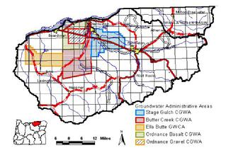 Critical Groundwater Areas